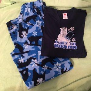 Other - 2 Piece Pajama Set